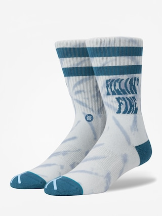 Skarpetki Stance Feelin Fine (blue)