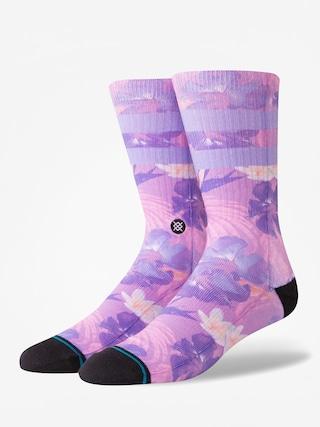 Skarpetki Stance Pau (violet)