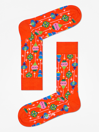 Skarpetki Happy Socks Giftbox 3Pak (gree/orange/blue)