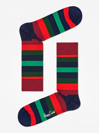 Skarpetki Happy Socks Stripe (blue/green/red)