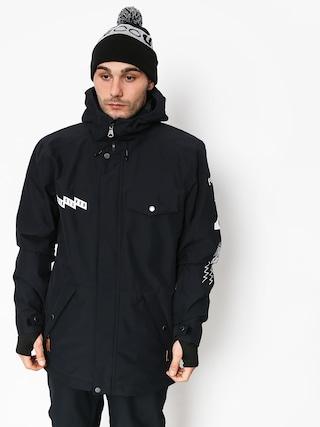 Kurtka snowboardowa Quiksilver In The Hood (black)