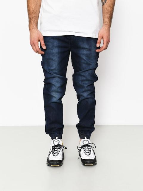 Spodnie Stoprocent Classic Jeans Joggers (dark blue)