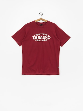 T-shirt Tabasko Globus (red)