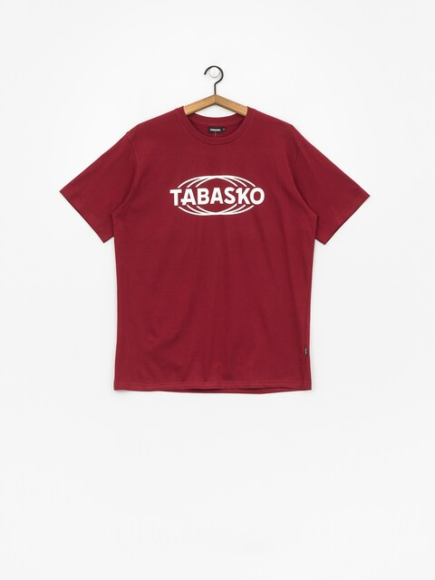 T-shirt Tabasko Globus (red)