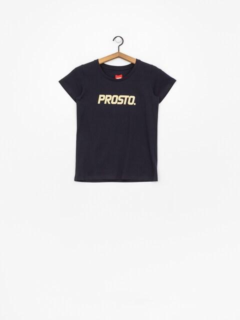 T-shirt Prosto Classie Wmn (dark navy)