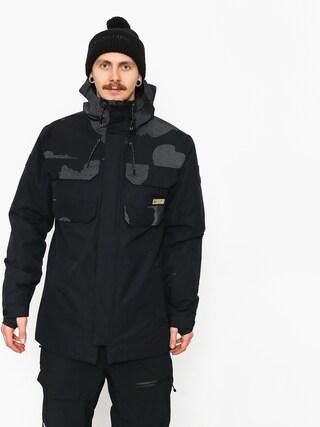 Kurtka snowboardowa DC Haven (blk reflective camo)
