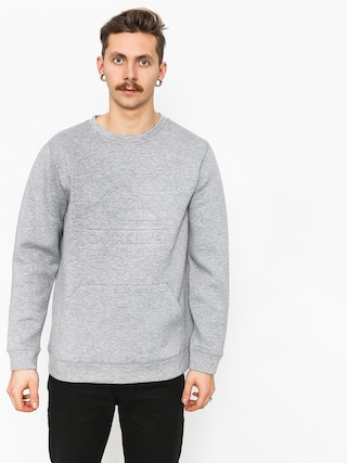 Bluza aktywna Quiksilver Freedom Crew (grey heather)