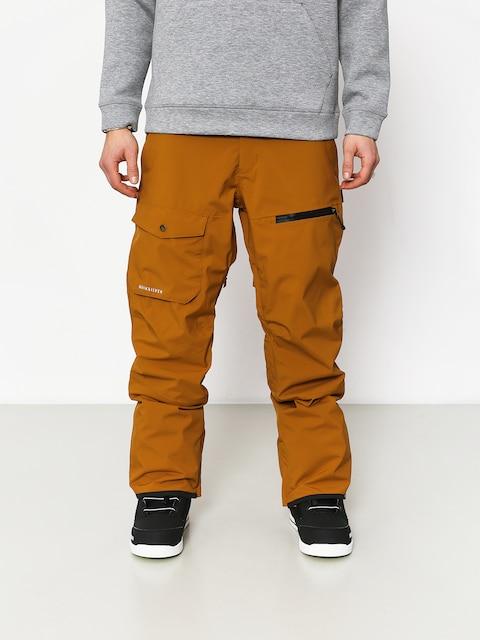 Spodnie snowboardowe Quiksilver Utility (golden brown)