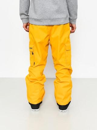 Spodnie snowboardowe DC Banshee (golden rod)