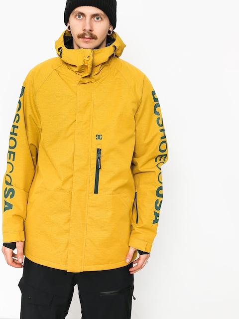 Kurtka snowboardowa DC Ripley (golden rod)