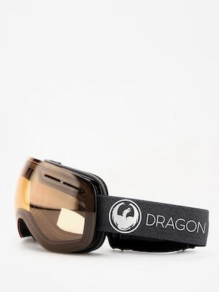 Gogle Dragon X1s (echo/transitions amber)