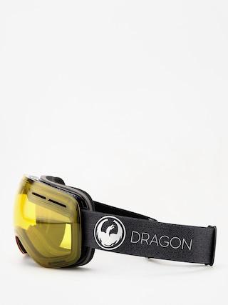 Gogle Dragon X1s (echo/photochromic yellow)