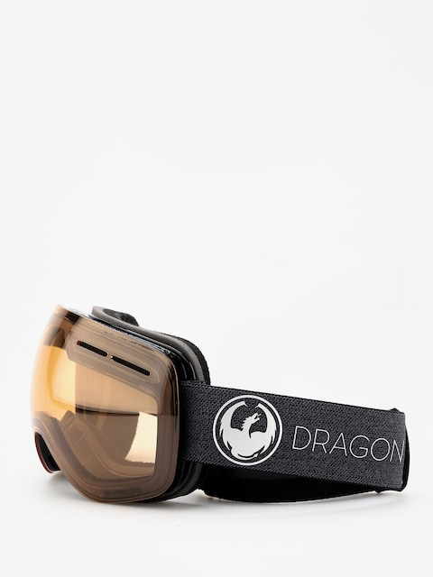Gogle Dragon X1s (echo/photochromic amber)