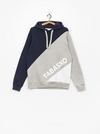 Bluza z kapturem Tabasko Slant HD (grey/navy)