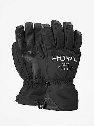 Ru0119kawice Howl Team Glove (black)