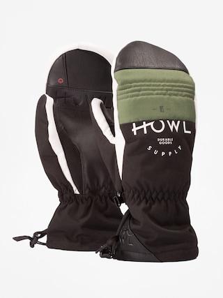 Rękawice Howl Team Mitt (olive)