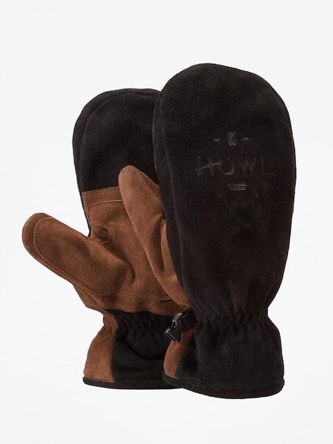 Rękawice Howl Highland Mitt (black)
