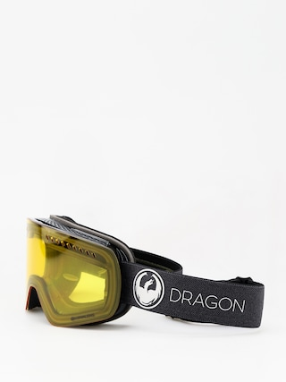 Gogle Dragon NFXs (echo/photochromic yellow)