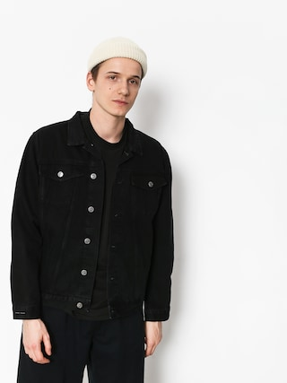 Kurtka The Hive Denim Trucker (black)