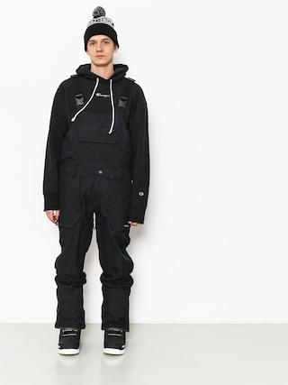 Spodnie snowboardowe Volcom Roan Bib Overall (blk)