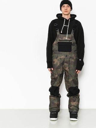 Spodnie snowboardowe Volcom Roan Bib Overall (cam)