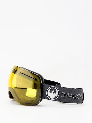 Gogle Dragon X1 (echo/photochromic yellow)