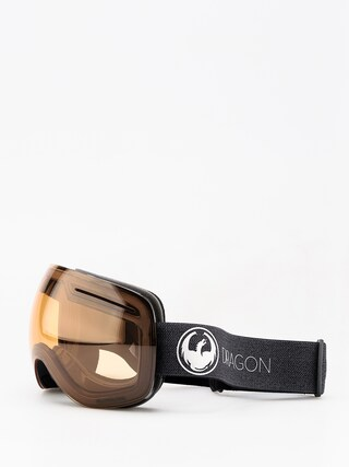 Gogle Dragon X1 (echo/photochromic amber)