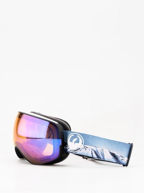 Gogle Dragon X2s (realm/lumalens blue ion/lumalens amber)