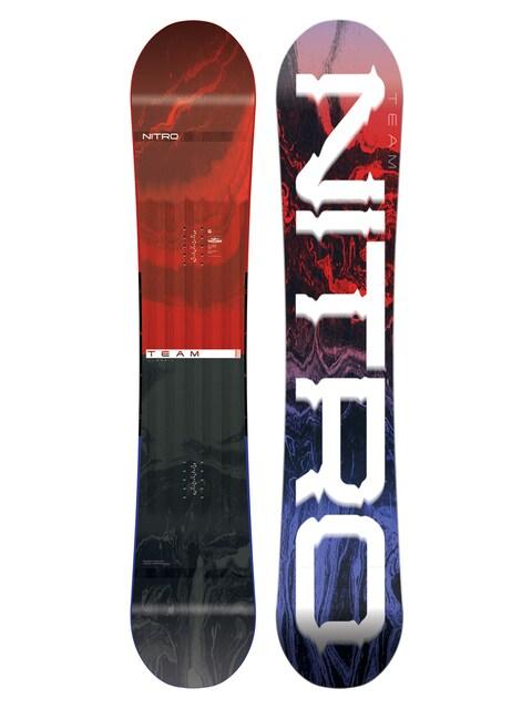 Deska snowboardowa Nitro Team Gullwing (multi)