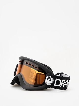Gogle Dragon DX (black/lumalens amber)