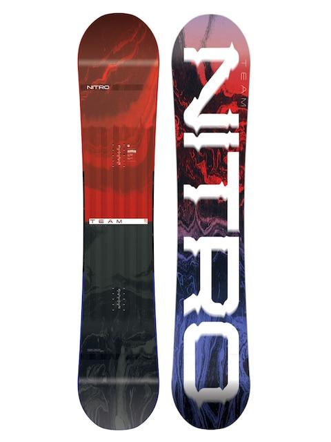 Deska snowboardowa Nitro Team Wide (multi)