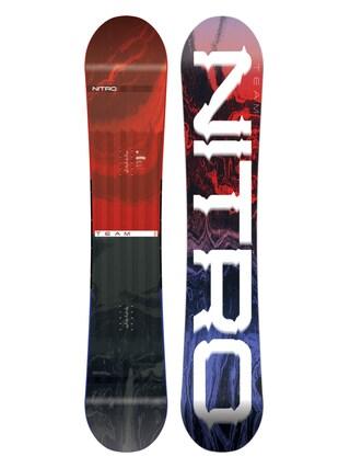 Deska snowboardowa Nitro Team (multi)
