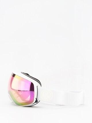 Gogle Dragon X2s (whiteout/lumalens pink ion/dark smoke)