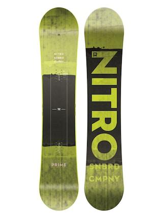 Deska snowboardowa Nitro Prime Toxic (multi)