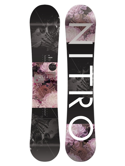 Deska snowboardowa Nitro Fate Wmn