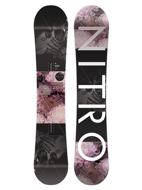 Deska snowboardowa Nitro Fate Wmn (multi)
