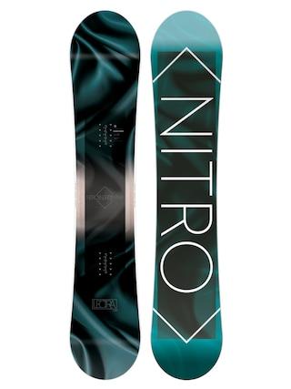 Deska snowboardowa Nitro Lectra Wmn (multi)