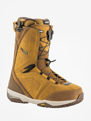 Buty snowboardowe Nitro Team TLS (two tone brown)