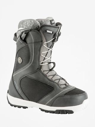 Buty snowboardowe Nitro Monarch TLS Wmn (black)