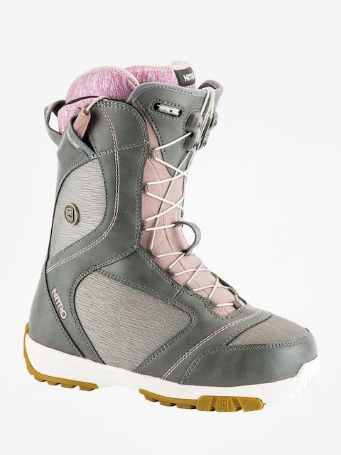 Buty snowboardowe Nitro Monarch TLS Wmn