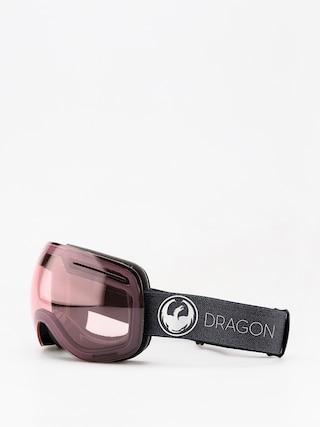 Gogle Dragon X1 (echo/photochromic rose)