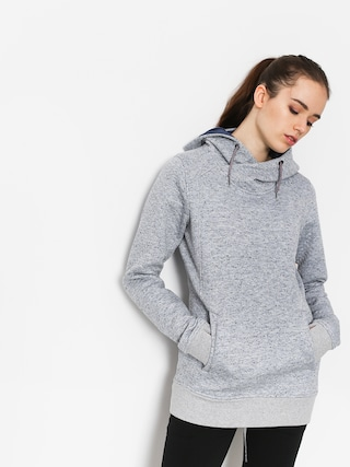 Bluza z kapturem Roxy Dispy HD Wmn (warm heather grey)