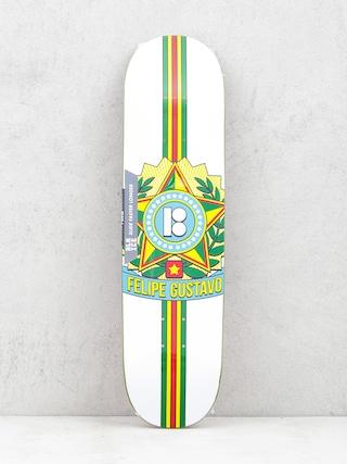 Deck Plan B Felipe Seal (white)
