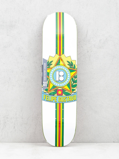 Deck Plan B Felipe Seal (white)