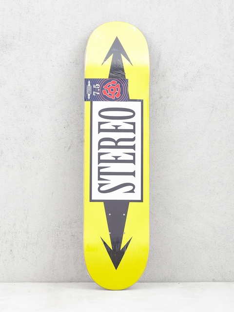 Deck Stereo Classic (yellow)
