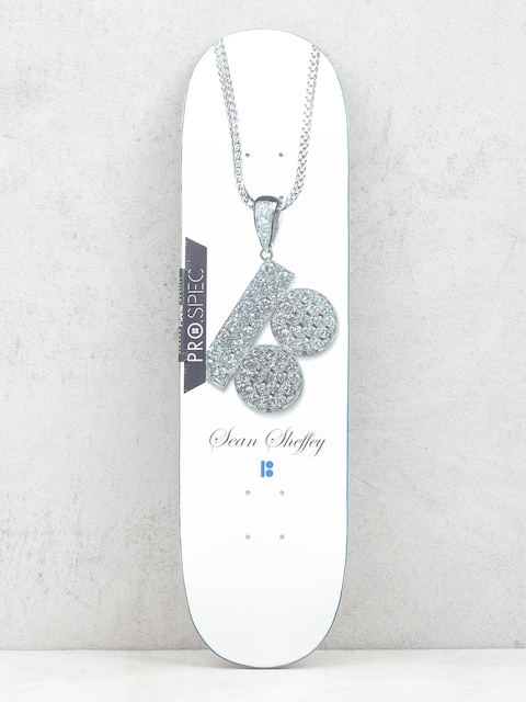 Deck Plan B Sheffey Chain (white)