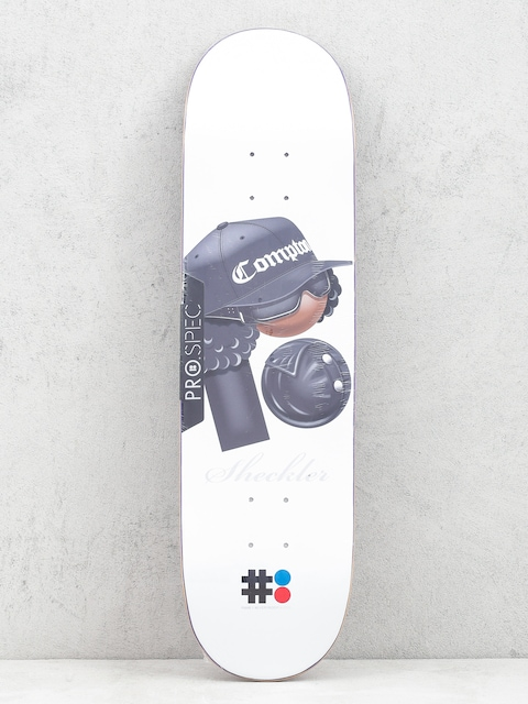 Deck Plan B Ebs Sheckler (white)