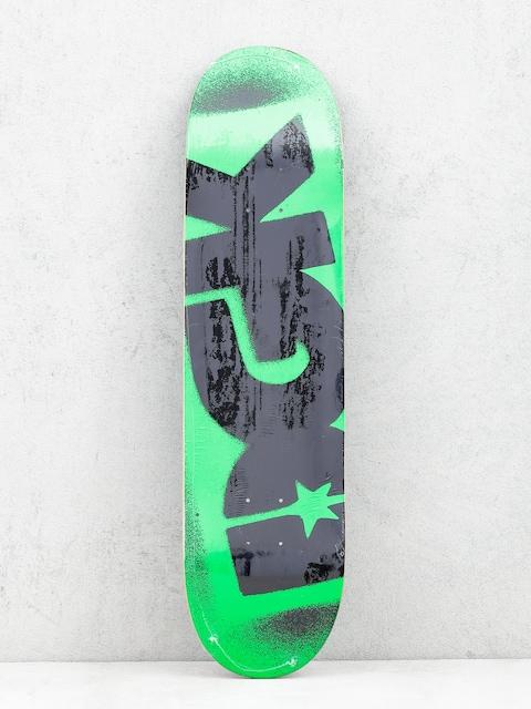 Deck DGK Fluorescent Logo (green)