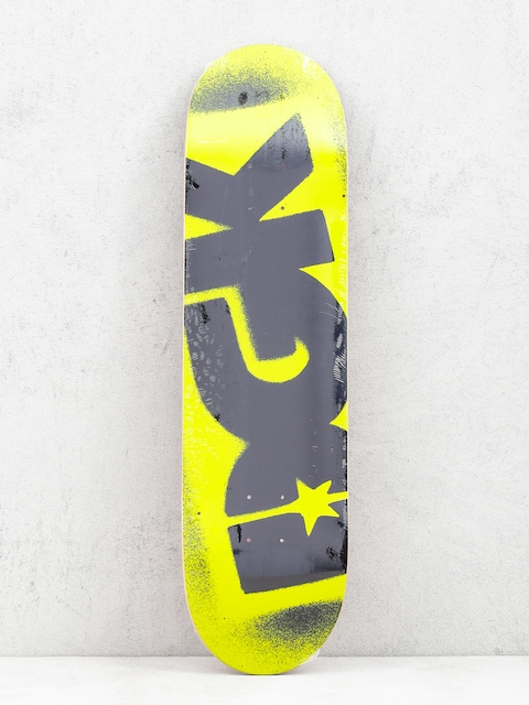 Deck DGK Fluorescent Logo (yellow)