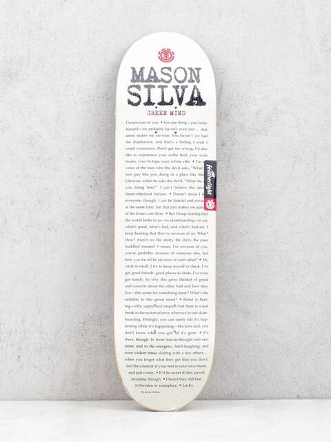 Deck Element Type Press Mason